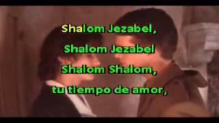 José Luis Rodríguez - Shalom (Karaoke)
