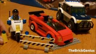 LEGO City - High Speed Chase - 60007