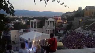 "Mixalis Xatzigiannis - Den Fevgo ""LIVE Plovdiv Antique Theatre"""
