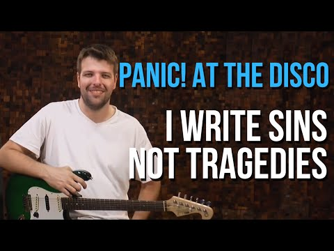 Panic! At The Disco - I write sins not tragedies