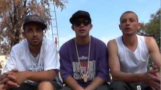 GDOUBLEC Ft. Mano Gringo - Chamada para Estação Hip Hop