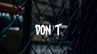 "Childish Gambino Type Beat 2017 ""Don't"" Prod By Courtney Hawkins"