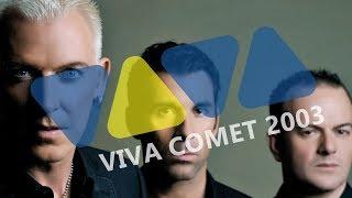 Scooter - Medley (live) bei VIVA Comet 2003