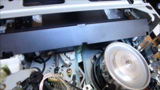 VHS/VCR Recorder, see how it works.
