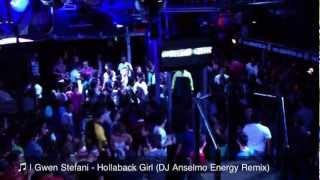 DJ Dracu ► Gwen Stefani - Hollaback Girl (DJ Anselmo Energy Reconstruction Mix)