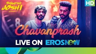 Chavanprash Song Teaser | Arjun Kapoor | Harshvardhan Kapoor | Bhavesh Joshi Superhero width=
