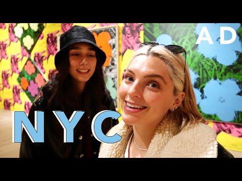 A DAY IN NEW YORK!   Estée Lalonde