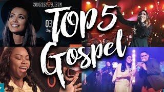 TOP 5 Lançamentos de Músicas Gospel em 15 Dezembro 2016 - 15 Janeiro 2017