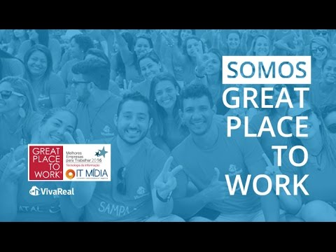 VivaReal é Great Place to Work 2016