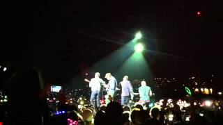 Coldplay - Speed of Sound ( live acoustic in Nice, 2012 )