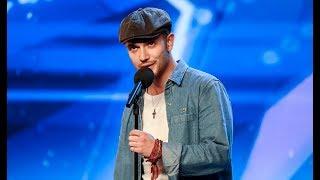 AMAZING SINGER BLOWS judges AWAY! | BRITAINS GOT TALENT 2018 | Aleksandar Mileusnic