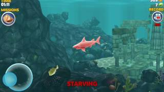 Hungry shark the video game a shark dancing