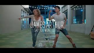María Jose Ortega Choreography/ Say you won't  let  Go - James Arthur