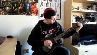 Infant Annihilator - Whorespawn (Bloodline Defiled) guitar cover