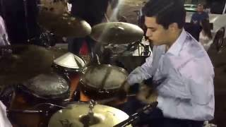 Baterista de Maximo Grado 2016 (Juan Ignacio)