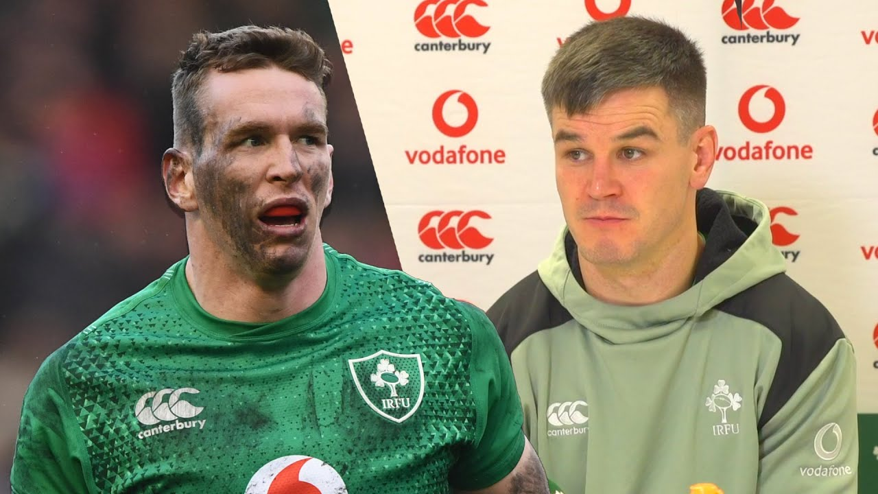 Johnny Sexton On How Ireland Can Win Autumn Nations Cup | Press Conference | Rugby News | RugbyPass