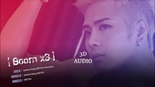 GOT7 - Boomx3 [3D Audio]