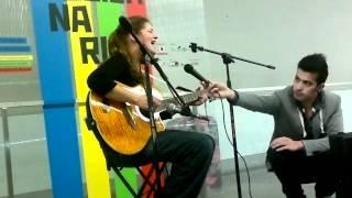 Susana DaSilva e David Pereira - Stand by me