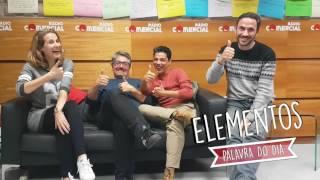 Rádio Comercial | Palavra do Dia - Elementos
