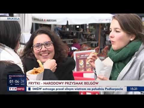 Belgia - ojczyzna frytek