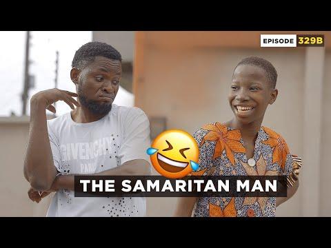 The Good Samaritan Man - Throw Back Monday (Mark Angel Comedy)