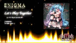 Let's Play Together [Audio] / Xenon-P feat. Hatsune Miku