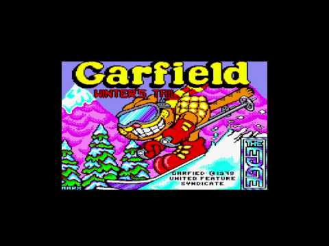 Garfield 2 - Winter's Tail - Amstrad CPC Longplay
