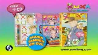 Comercial | Xuxa Só Para Baixinhos (Vol. 1,2 e 3)
