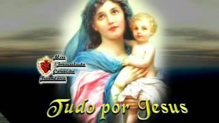 TUDO POR JESUS NADA SEM MARIA