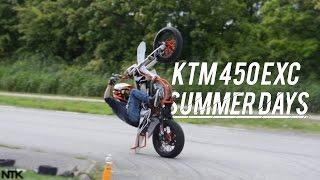 Amazing Summer Day Riding - KTM EXC | Yamaha WR [NTK EDIT]