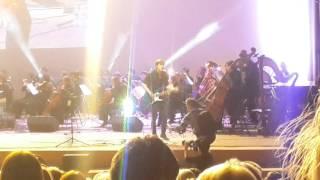 Scream Inc. + Symphony Orchestra - (Metallica cover tribure band)