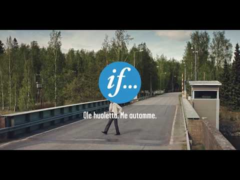 Ole huoletta - Ifistä saat liikennevakuutukseen Suomen nopeimmin kasvavan bonuksen (lyhytversio)
