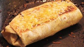 Rocking Breakfast Burrito Recipe - Best Hang Over Cure