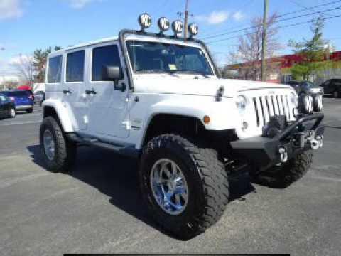 2014 Jeep Wrangler Unlimited T34948B-1 - Roanoke VA