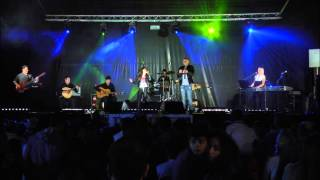 Diana Martins & Ricardo Soler | Pablo Alborán & Carminho (Pérdoname)  Festa Artesanato 2014