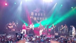 Andas en mi Cabeza -  Chino y Nacho Feat. Daddy Yankee Live @ House of Blues Orlando, FL