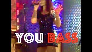 You Bass Bailando (Iglesias) live audio e video @ BoomBar 2015 (Female Cover)