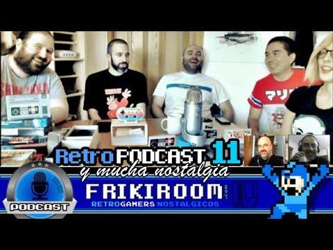 RetroPodcast #11 FrikiRoom