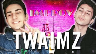 Behind the Scenes with TWAIMZ Live!