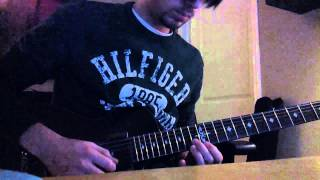 Another Way To Die (Solo) - Disturbed Cover