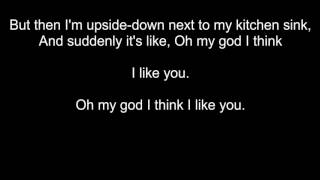Crazy Ex Girlfriend - Oh My God I Think I like You (Lyrics)