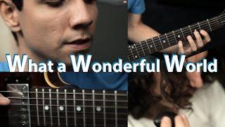 What a Wonderful World - Bossa Nova (cover by Gabriel Felix)