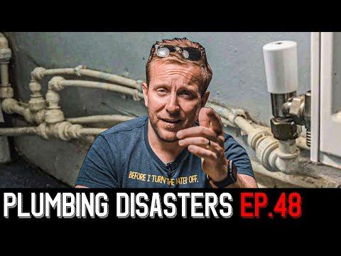 PLUMBING DISASTERS 48