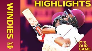 Windies Claim Famous Series Win | Windies vs England 2nd Test Day 3 2019 - Highlights