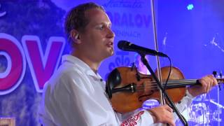 KOLLÁROVCI- Keď chlapci hrajú- Stretnutie Goralov- live 2016