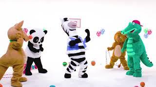 Hino Festival Panda 2018 - PANDA E A AMIZADE