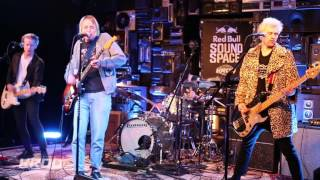 SWMRS - Drive North (LIVE at the KROQ Red Bull Sound Space)