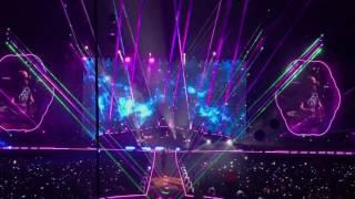 Coldplay - A Sky Full Of Stars live @ Stadio San Siro Milano - 4 Luglio 2017 [4K]