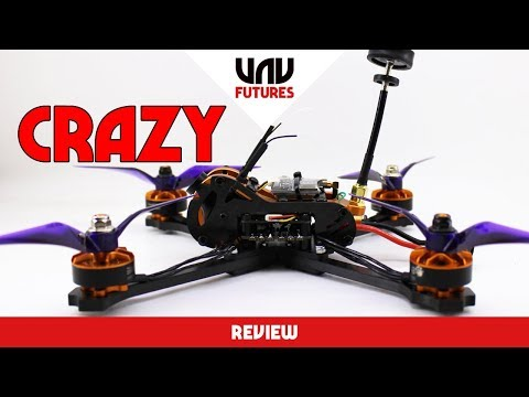 WORLD'S BEST RACING DRONE UNDER $100 - TYRO 99 review