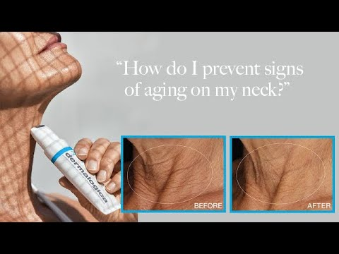 Doctor recommended tips to treat, tone, and prevent aging for your neck and décolleté